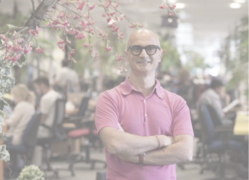 Ali Parsa, CEO of Babylon Health