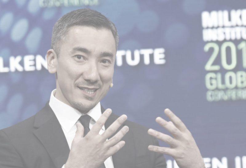 Erkin Adylov, CEO of Behavox